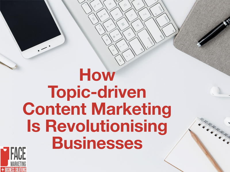 How Topic-driven Content Marketing Is Revolutionising Businesses
